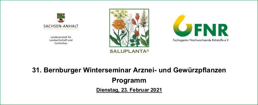 Veranstaltungen Bernburg 2021